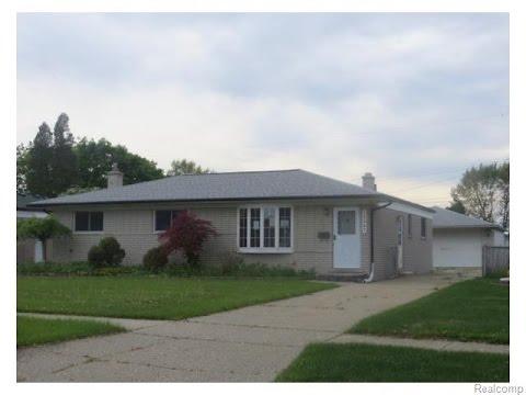 Sterling Heights Michigan House For Sale, 33527 Stonewood, Sterling Heights House Values