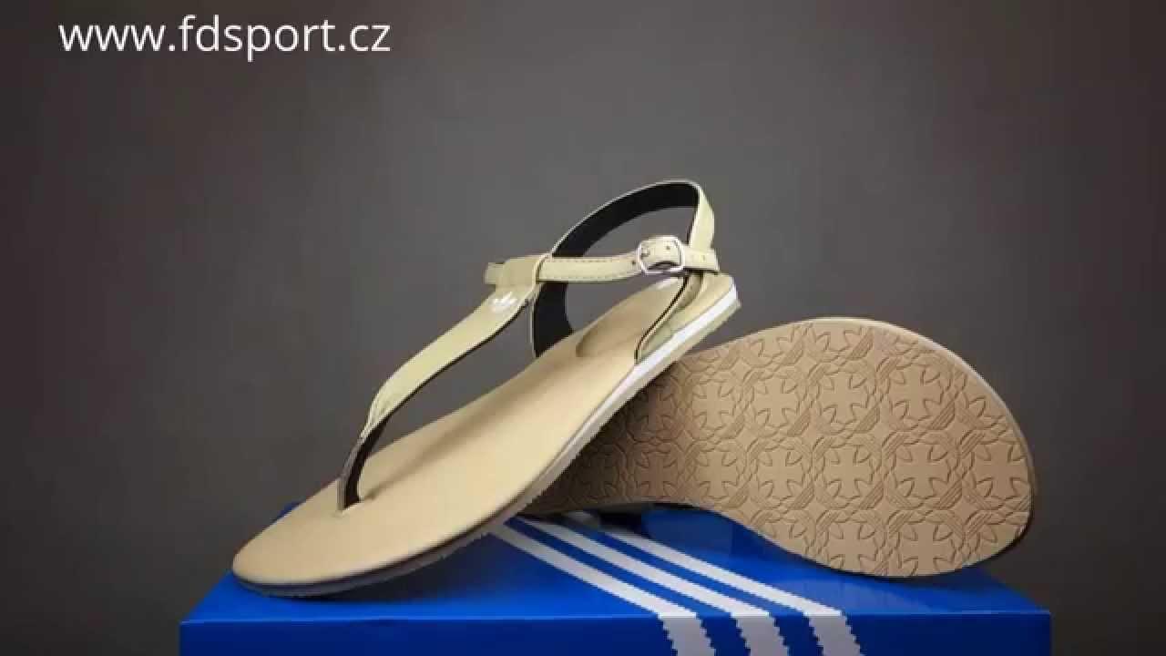 PABLINA W Dámské sandále adidas Originals D67841 - YouTube a9d71543512