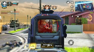 Call of Duty Mobile - Team Deathmatch Gameplay on Nuketown (No Commentary)