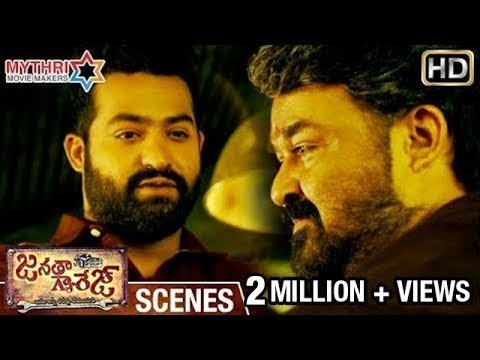 Jr NTR Powerful Warning to Mohanlal |...