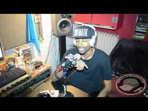Ruste Juxx Freestyle on Guerrilla Grooves Radio