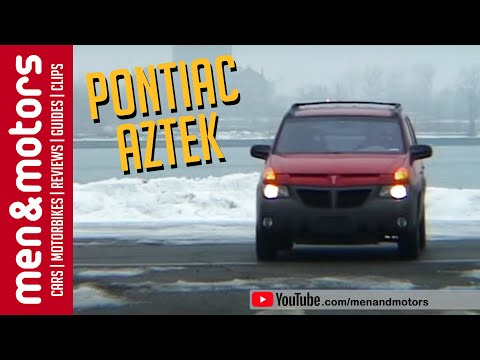 Pontiac Aztec 2001 Review