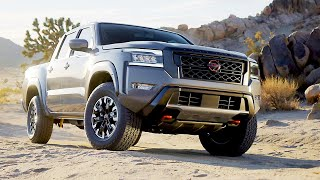 2022 NISSAN FRONTIER | Full Presentation | Features, Design and Details