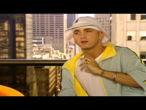 Eminem - Interview talking about Hailie (HD)