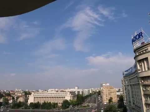 Victory Square Bucharest Romania 2015