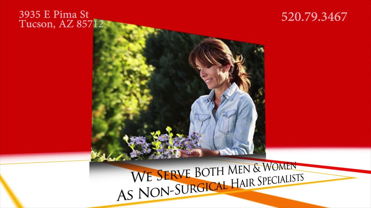 Hair Replacement In Tucson Az Professional Hair Clinic Of Arizona