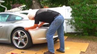 видео Воздушный фильтр на Porsche 911 I (1), 964, 991, 993, (996, 997 - 3.0, 3.2, 3.3, 3.4, 3.6, 3.7, 3.8 л. – Магазин DOK