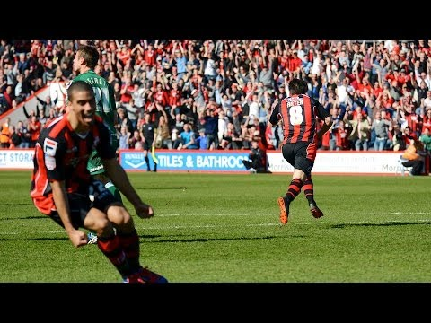 One year on | AFC Bournemouth win promotion to the Championship
