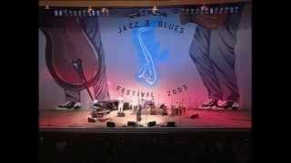 "Rain Sultanov ""Footprints"" (W.Shorter) - Caspian Jazz & Blues Festival 2003, Baku, Azerbaijan"