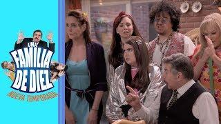 Una familia de 10: ¡Todos a trabajar! | C3 - Temporada 2 | Distrito Comedia