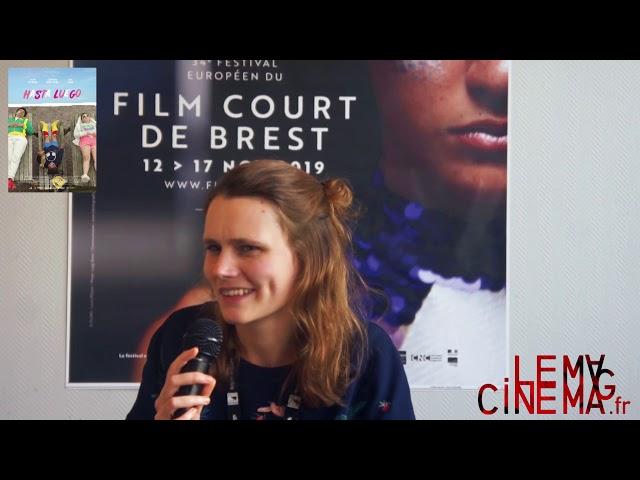 Retour sur le festival de court de Brest -   Rencontre avec Claire Barrault