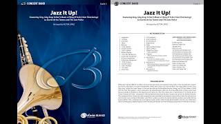 Jazz It Up!, arr. Victor López – Score & Sound
