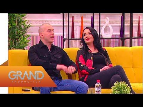 Milan i Vesna Topalovic - Gostovanje - Grand Magazin - (TV Grand 02.04.2018.)