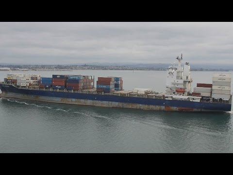 Maritime movements in NZ
