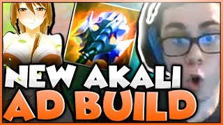TFBlade | BEST REWORKED AKALI BUILD IS AD!?!?!!?!?!?!?!?