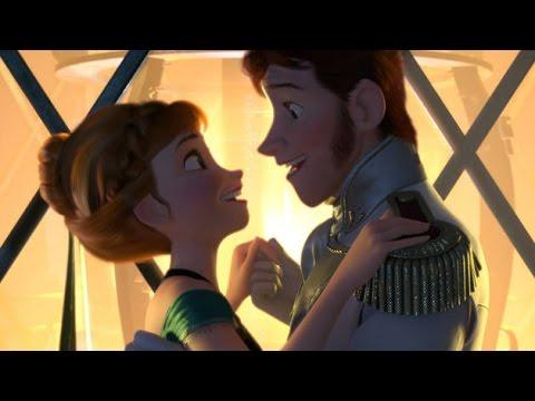 Disney Die Eiskönigin Liebe öffnet Türen