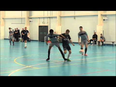 Brentford FC Futsal Club 'B 10 Southend United 'B' 1 (16-12-15)