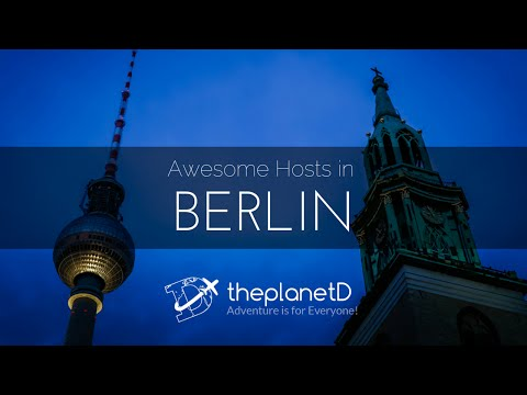 Hosts with the Most, Apartment Rentals Berlin