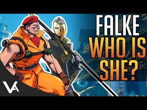 SFV - Falke, Who Is She? Theory & Discussion For Street Fighter 5 Arcade Edition