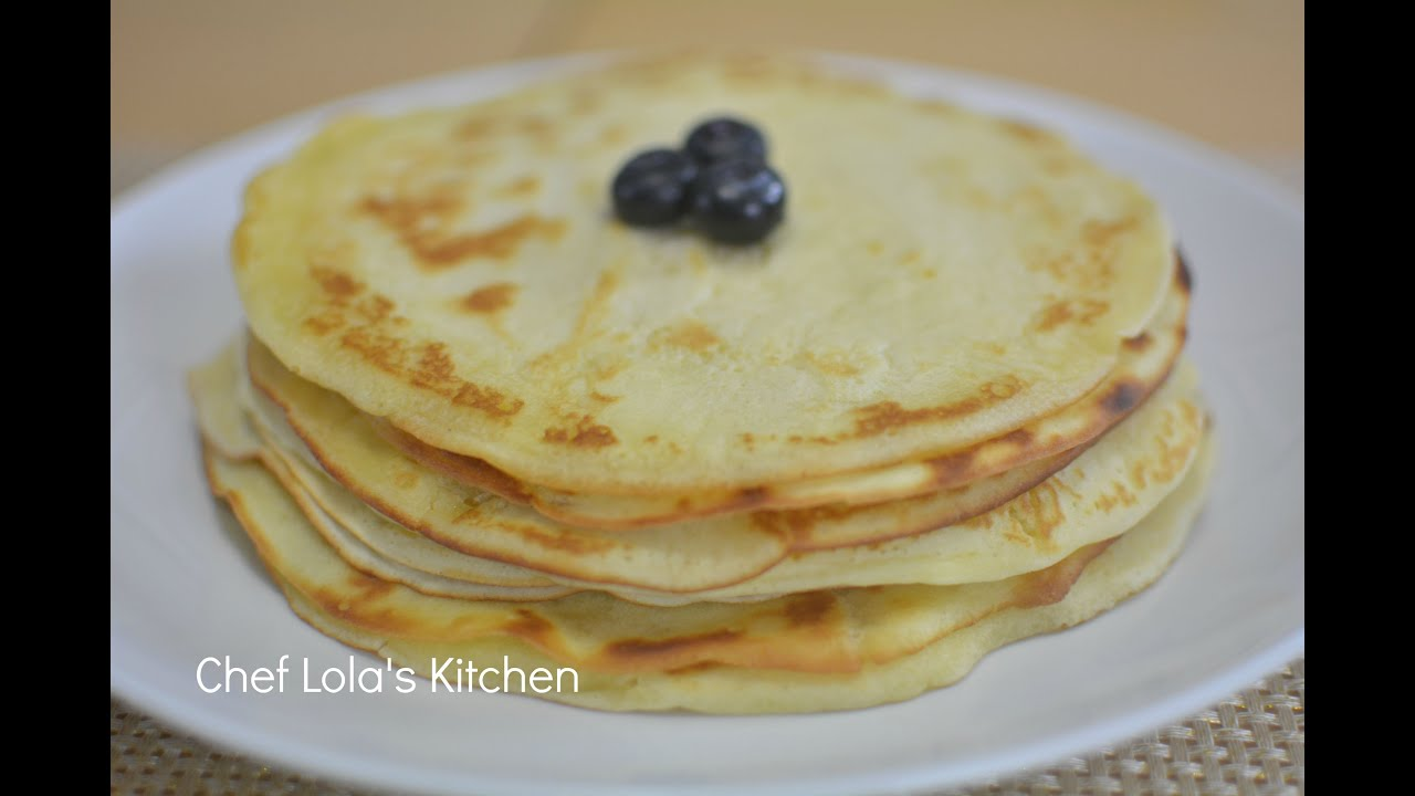 How to make nigerian pancake chef lolas kitchen youtube ccuart Images