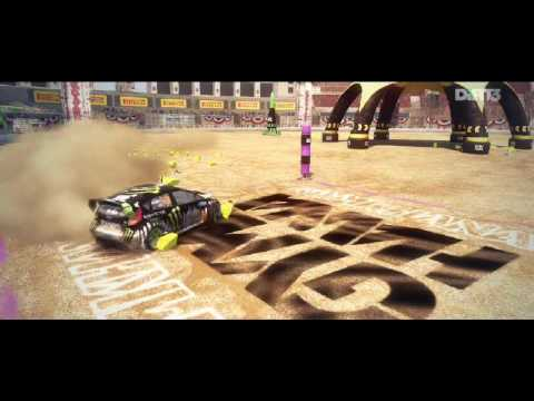 My first Dirt 3 Gymkhana (PT 1)