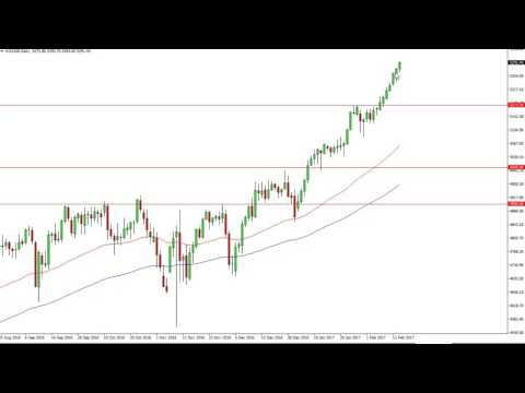NASDAQ 100 and DOW Jones30 Technical Analysis for February 16 2017 by FXEmpire.com
