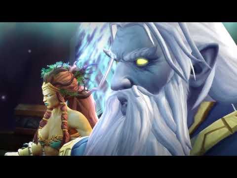 World of Warcraft  Antorus  Cinématique de fin FR
