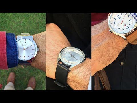 Cómo vestir relojes | Tips para elegir relojes simples y clásicos