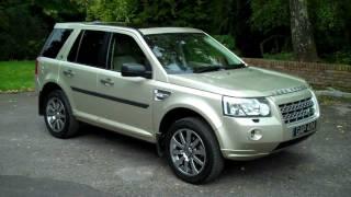 Land Rover Freelander 2 3.2 HSE i6 Auto 2009/09 WWW.GAP4X4.CO.UK