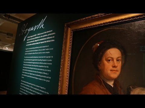 A new Hogarth exhibition opens at Bristol Museum and Art Gallery