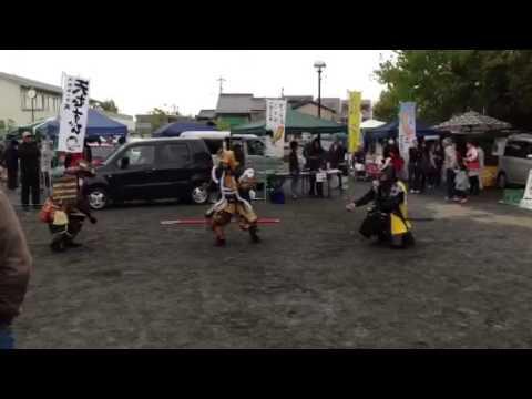 Samurai meet akb48