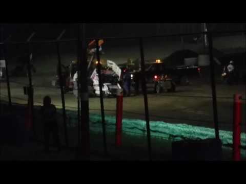 Utica Rome Speedway - April 23, 2017 - ESS Sprint Car Main Race 2
