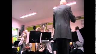 Florintiner March- Julius Fucik- Junior Brass Band- (FREE SHEET MUSIC)