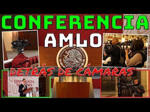 ASÍ SE HACE La Conferencia Matutina De Andrés Manuel López Obrador