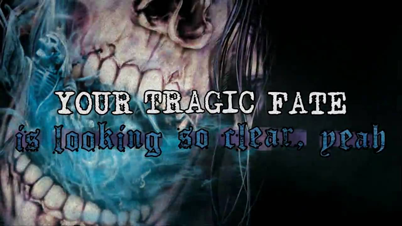 Avenged Sevenfold - Nightmare [Lyric Video]