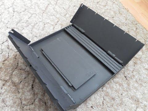 Складной мангал чемодан