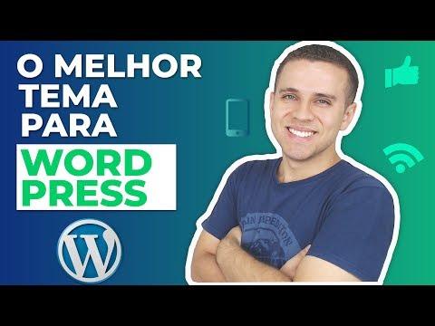 O Melhor Template para Wordpress | Funções e Personalização Jamais Vistas | Wellington Charles