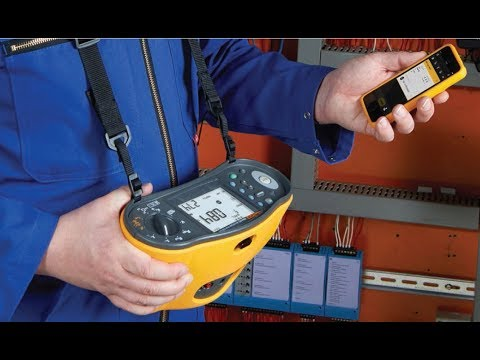 How To Use Fluke Multifunction Installation Testers