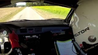 Milde/Mai Evo 8 Rallye Bad Schmiedeberg WP 1