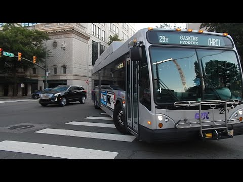 GRTC (Richmond, VA): Bus Observations (September 2019)