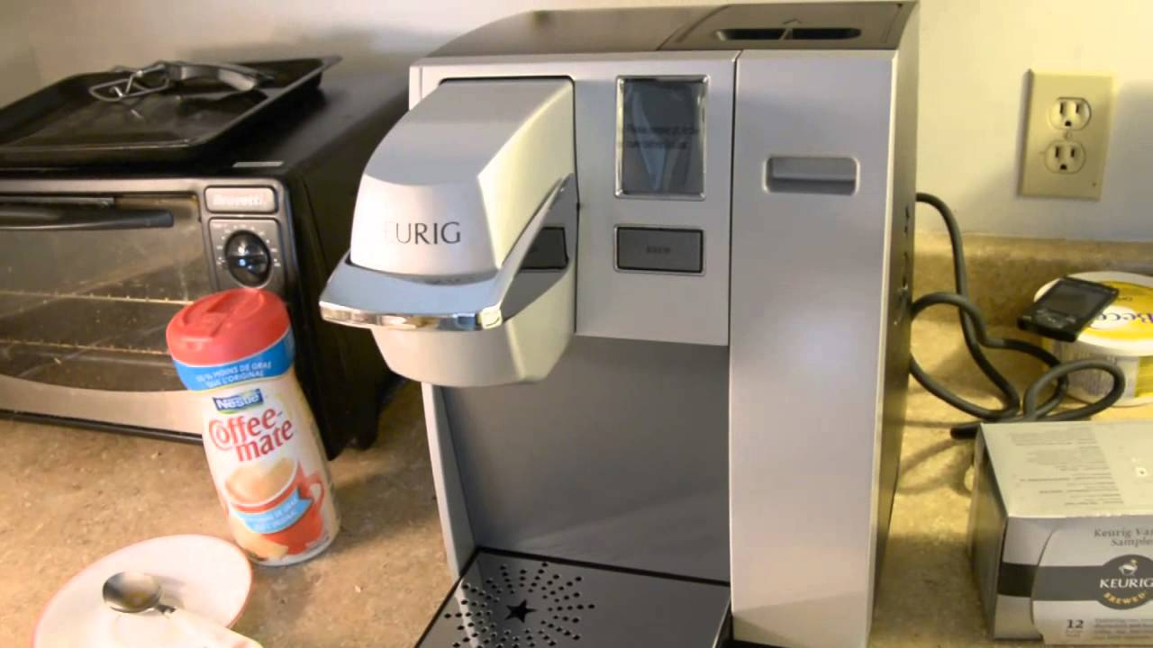 cheap unboxing and viewing my new keurig k office pro premiere with keurig officepro single cup commercial coffee brewer - Cheap Keurig
