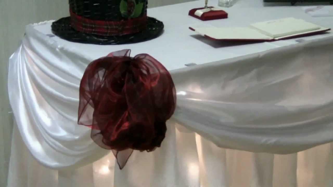 Wedding trendz decoration victoria club regina youtube junglespirit Gallery