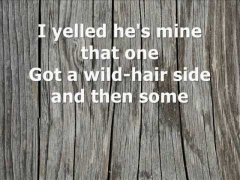 Rodney Atkins; He's Mine [ON-SCREEN LYRICS]
