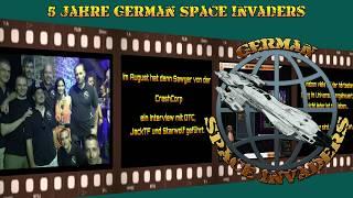 5 Jahre German Space Invaders - eine Rückblende