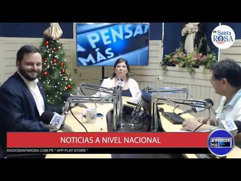 'A PENSAR MÁS CON ROSA MARÍA PALACIOS' 17-12-2018
