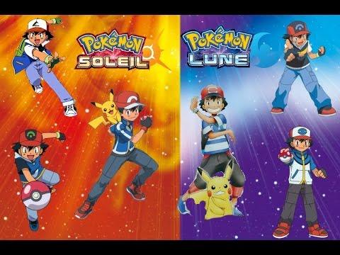 Special 44 Réaction Animé Pokémon Soleillune