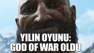 2018 YILININ OYUN ÖDÜLLERİ AÇIKLANDI!