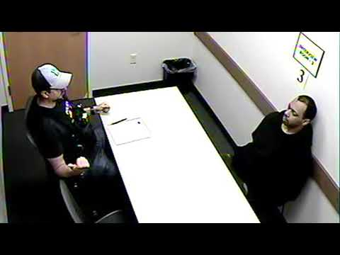 Casual Interrogation of a Bank Robber