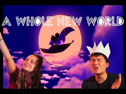 A Whole New World (Genders Switched) MUST WATCH