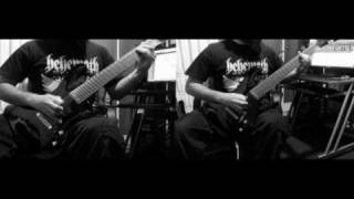 Behemoth - Slaves Shall Serve - Cover